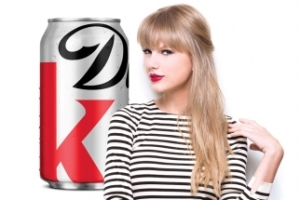 TS and Diet Coke